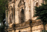 Detalle de la Antigua Fachada