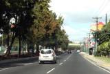 Carretera Roosevelt  (CA-1) a su Paso por el Municipio