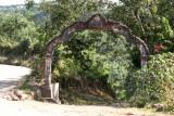 Arco Antiguo de Ingreso a una Finca del Lugar