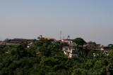 Vista Panoramica Parcial del Poblado