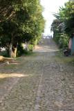 Algunas Calles Conservan el Empedrado