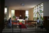Detalle de una de las Capillas de la Iglesia