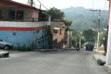 Calle Principal de Ingreso desde Coatepueque