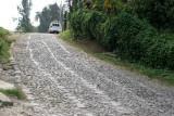 Algunas Calles Conservan su Empedrado de Antaño