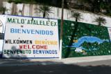 Bienvenida a la Cabecera Municipal