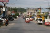 Calle Principal de la Cabecera