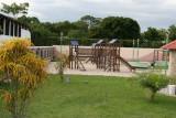 Area Infantil en el Parque Central