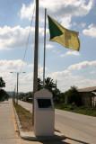 Calzada 25 de Junio y Bandera del Municipio
