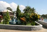 Parque Frene al Muelle Municipal