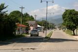 Una de las Calzadas de Ingreso al Centro de la Poblacion