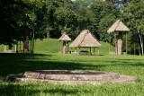 Area de Ceremonias Mayas