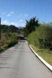 Ruta de Ingreso al Area Urbana de la Cabecera