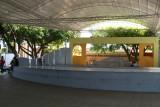 Escenario al Aire Libre en el Parque Central