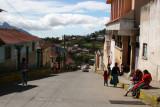 Escena Cotidiana en una de las Calles