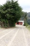 Calle Empedrada en el Poblado