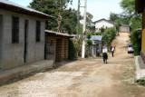 Calle Secundaria del Poblado