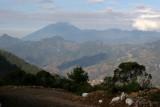 Volcan Tacana, Visto Desde el Volcan Tajumulco