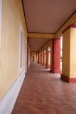 Pasillos del Edificio Municipal