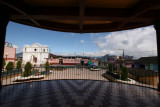 Vista de la Plaza Desde la Concha Acustica