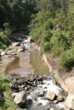 Rio Proximo a la Población