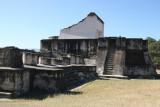 Vista Lateral del Templo de Habitacion