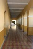 Detalle del Pasillo del Edificio Municipal