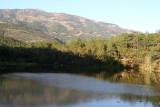 Laguneta en una de las Entradas a la Cabecera