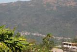 Vista de la Aldea Petatan a lo Lejos