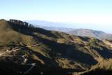 Vista de las Montañas Cercanas a la Cabecera