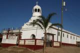 Iglesia de la Aldea Cuya en la Ruta a la Cabecera