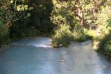 Rio Azul a su Paso por esta Cabecera