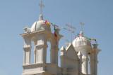 Campanarios de la Iglesia de la Aldea La Mesilla