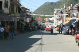 Calle Comercial de la Aldea La Mesilla