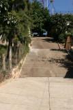 Singular Calle de Graderios en la Cabecera