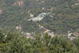 Vista Panoramica del Cementerio Local