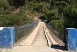 Puente Colgante Vehicular Sobre el Rio Selegua