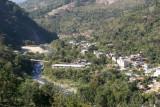 Vista Panoramica del Rio Selegua