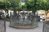 Fuente del Parque Central