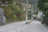 Calzada de Ingreso al Centro de la Poblacion