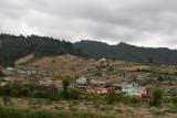 Vista del Area Rural de la Cabecera
