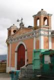 Capilla de Ingreso al Cementerio Local
