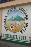 Logo de la Escuela Urbana Mixta Local