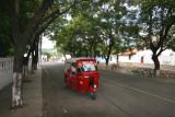Calle y Transporte Local