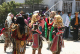 Participantes en el Baile de El Convite