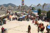 Actividades Culturales en la Feria del Lugar
