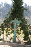 Adorno de Cruces en las Calles de la Cabecera