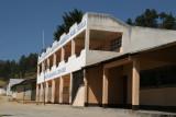 Instituto Justo Rufino Barrios en la Cabecera
