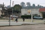 Cancha Deportiva en el Centro de la Poblacion