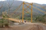 Puente Cahaboncito sobre el Rio Cahabon