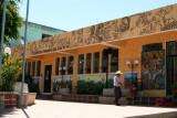 Edificio de la Biblioteca Comunitaria